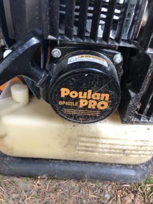 Leaf blower Poulan PRO for Sale in Renton, WA
