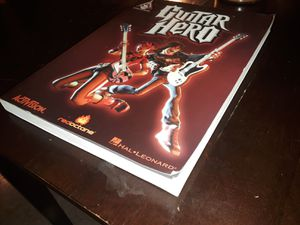 Guitar Hero Song Book for Sale in Holt, MO