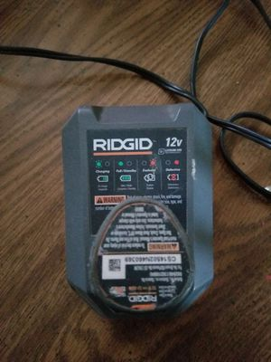 Rigid Charger with 2 Batteries for Sale in Buckeye, AZ