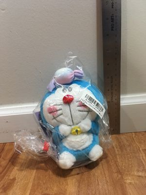 New Japan doraemon plushie for Sale in Milpitas, CA