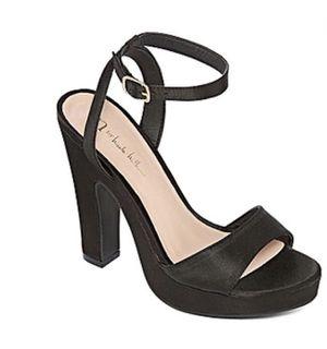 Nicole Nicole Miller Womens Platform Block Heels for Sale in Chino Hills, CA