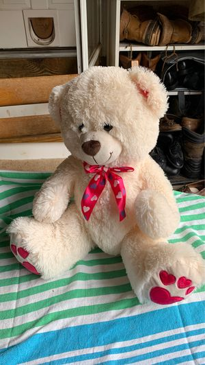 Valentines Teddy Bear for Sale in Montgomery, NJ