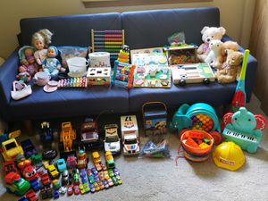 Huge lot of toys for Sale in Tukwila, WA