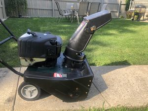 Snowblower craftsman for Sale in Cleveland, OH