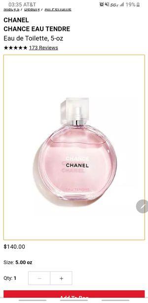 Chanel chance 5 ml for Sale in Miami, FL