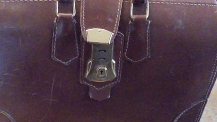Vintage Leather Satchel / Medical Bag for Sale in Vancouver,  WA