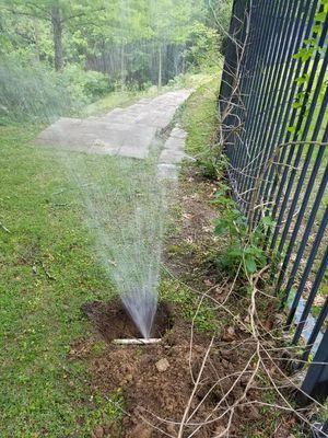 sprinkler repair for Sale in Houston, TX