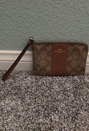 Coach Change Wallet for Sale in Fontana, CA