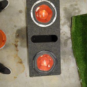 Sony Xplod double Sub Box for Sale in Murrieta, CA