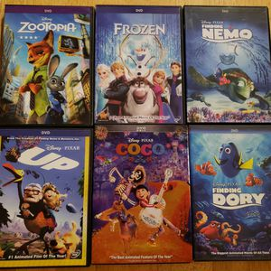 Variety of disney animated movies for Sale in Gresham, OR