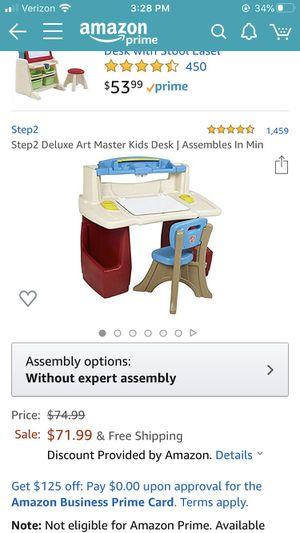Kids art desk for Sale in Phoenix, AZ