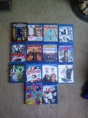 Blu-Ray DVD Movies for Sale in Sophia, NC