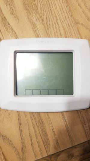 Honeywell Thermostat programmable for Sale in Georgetown, TX