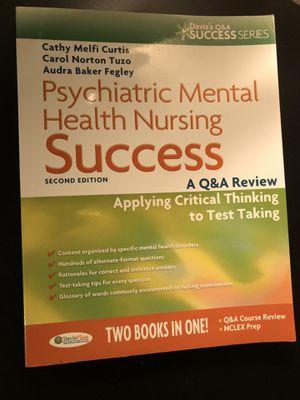 Psychiatric mental health nursing success for Sale in Los Angeles, CA