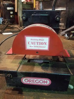 Oregon grinder wheel 1/2hp for Sale in Worcester, MA