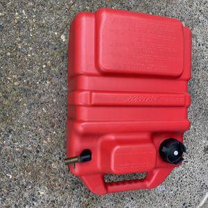 6 Gallon Outboard Fuel Tank for Sale in Renton, WA