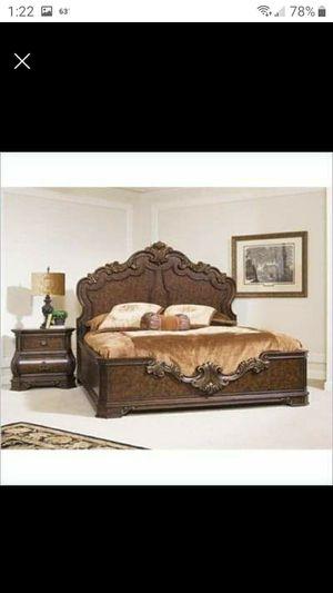 Pulaski Wellinkton Manor Bedroom Set for Sale in Modesto, CA