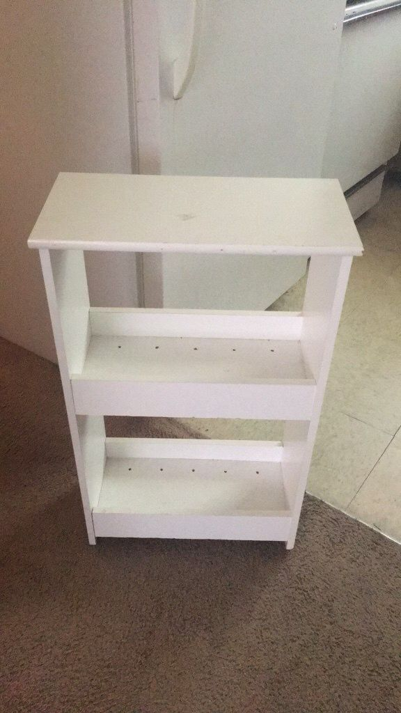 White Shelf Great Condition