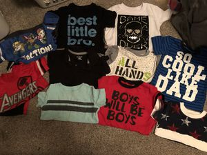 2t boy shirts for Sale in Bedford, VA