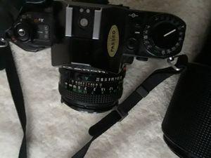 CanonA-1 35mm Camera for Sale in Modesto, CA