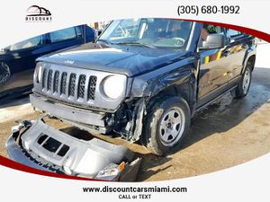 2014 Jeep Patriot for Sale in Opa-locka, FL