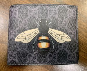Gucci Supreme Bee Leather Billfold Wallet for Sale in Dallas, TX