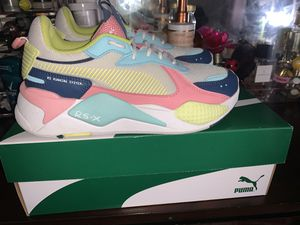 Rsx women sneaker size 7 kids 5.5 for Sale in New York, NY