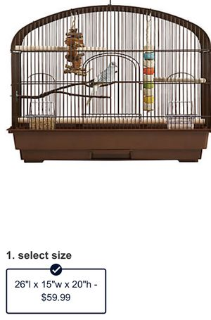 Bird cage for Sale in Kent, WA