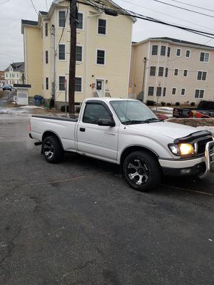 Toyota tacoma 2001 for Sale in Framingham, MA