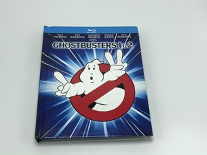Ghostbusters 1 & 2 blu-ray for Sale in Las Vegas, NV