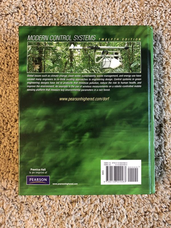 Modern Control Systems 12th Edition - Richard C. Dorf