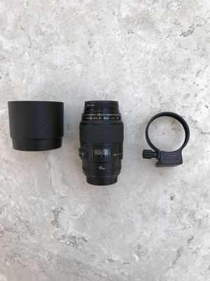 Canon Camera Lens 100mm for Sale in San Diego, CA