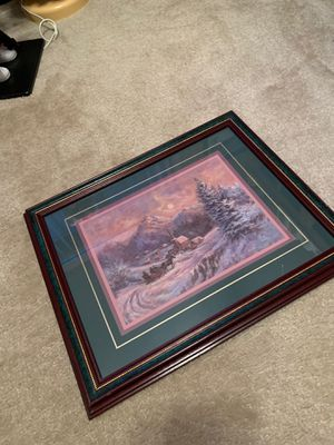 Winter picture for Sale in Anoka, MN
