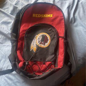 Washington Redksins Backpack for Sale in Fairfax, VA