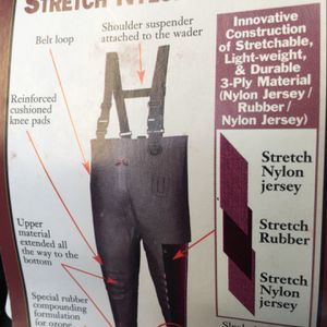 New Waterproof Waders for Sale in Lochearn, MD