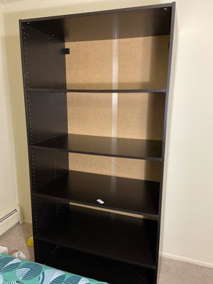 IKEA Shelving storage unit with adjustable shelves for Sale in Arlington Heights, IL