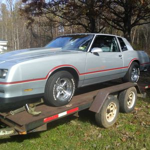 86 SS Monte Carlo for Sale in New Canton, VA