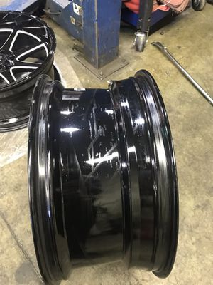 22x10 XD844 PIKE GLOSS BLACK RIMS for Sale in Livermore, CA