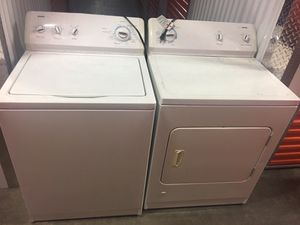 Kenmore Washer & Dryer Set for Sale in Los Angeles, CA