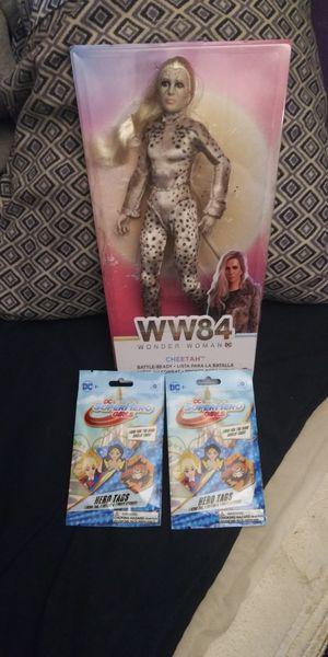 Wonder woman 84. Cheetah battle ready. for Sale in Santa Ana, CA