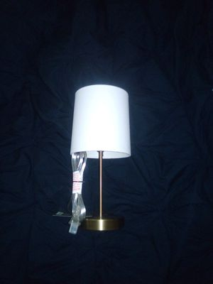 Small table lamp new for Sale in Tolleson, AZ