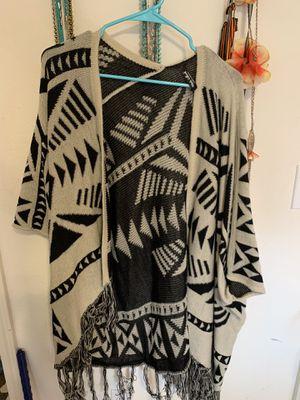 Aztec cardigan/kimono for Sale in Merced, CA