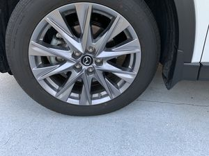 """Cx 5 19"""" Even swap for 17"""" cx5 rims for Sale in St. Petersburg, FL"""