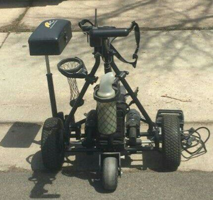 Powakaddy Robokaddy Remote Controlled Golf Bag Trolly for Sale in Aurora,  CO - OfferUp