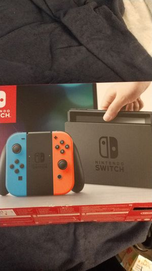 Nintendo Switch for Sale in Schenectady, NY