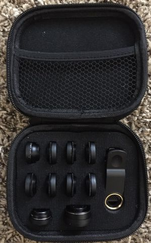 Godefa 11 in 1 Smart Phone Camera Lens Kit || New! for Sale in Redmond, WA