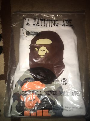 A bathing ape / bape shirt size L for Sale in Lawrenceville, GA