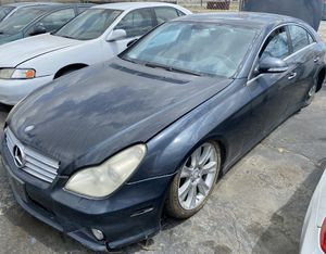 2006 Mercedes CLS 500 Parting Out for Sale in Rialto, CA
