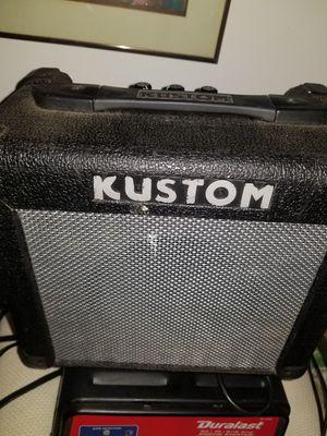 Kustom amp amplifier for Sale in Falls Church, VA