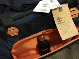 Timberland Duffle Bag Blue for Sale in San Diego,  CA
